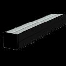 48mm Side Rail with Black Wear Strip
