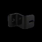 Side Rail Bracket Fixed for 48 & 74 Flat Belt Conveyors