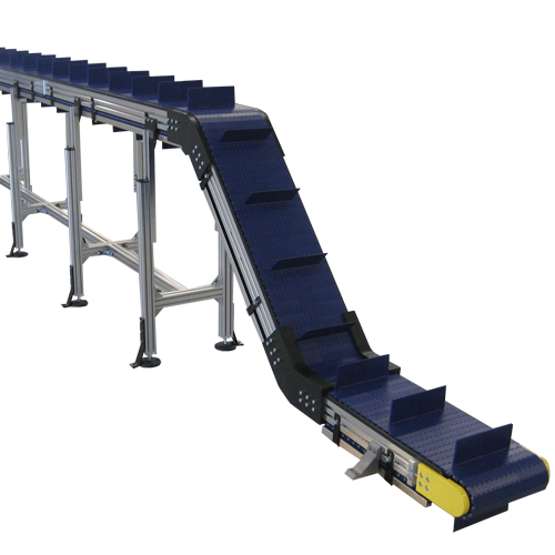 48 Z & L Series Modular Plastic Belt Conveyors